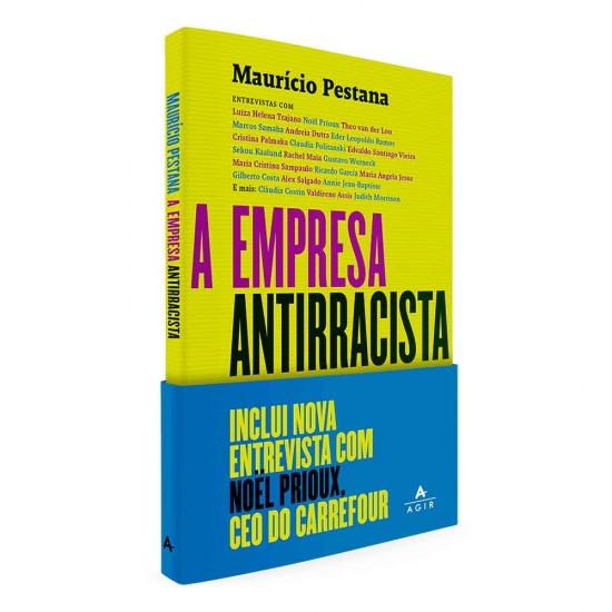 Livro - A Empresa Antirracista