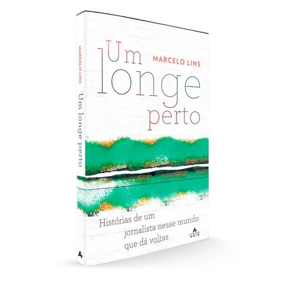 Pré-Venda - LIVRO - UM LONGE PERTO -  Lançamento a partir de 30/06