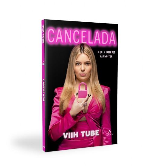 PRÉ-VENDA - LIVRO CANCELADA - LANÇAMENTO A PARTIR DE 01/11/2021