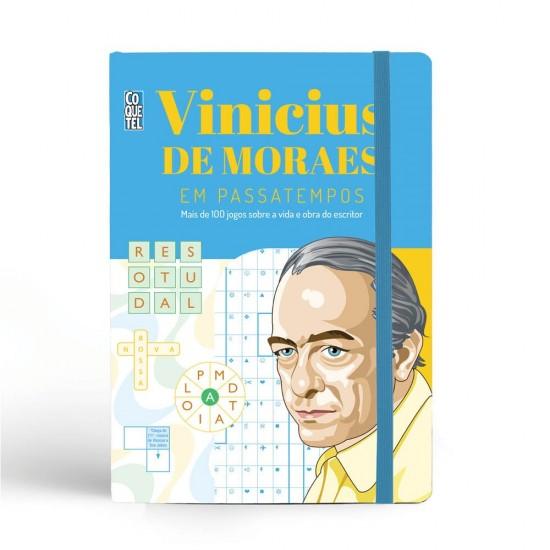 Livro - Vinícius de Moraes em Passatempos