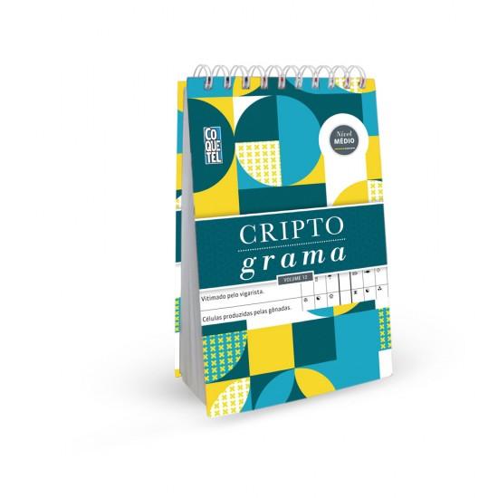 Livro - LV COQUETEL CRIPTO ESPIRAL 12