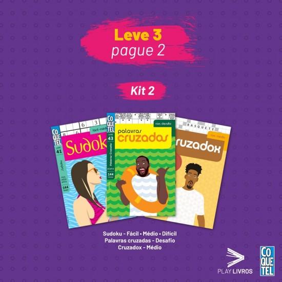 Kit Coquetel 2 - Leve 3 e Pague 2