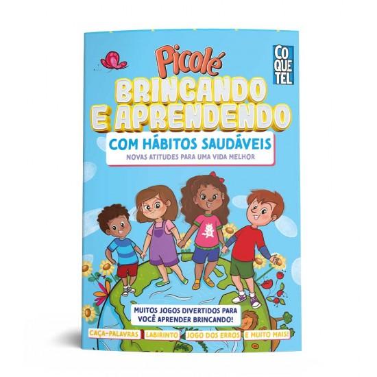 Livrão - Brincando e Aprendendo com hábitos saudáveis