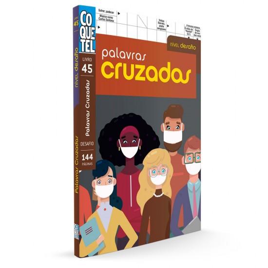 Livro - LIVRO COQ PAL CRUZ DESAFIO-45 S/P