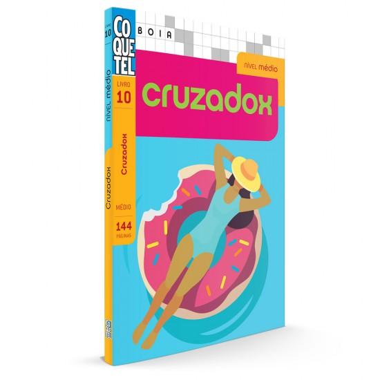 Livro - LIVRO COQ CRUZADOX 10 S/P