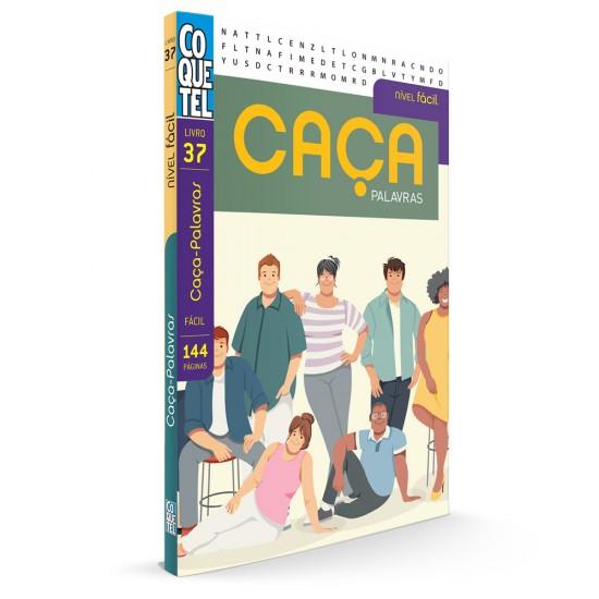 Livro - LIVRO COQ CAÇA PALAVRAS-37 S/P