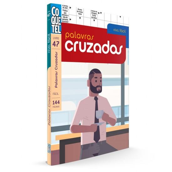 Livro - LV COQ PAL CRUZADAS FÁCIL 0047 S/P