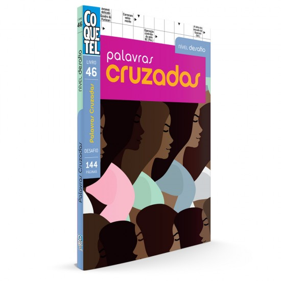 Livro - LIVRO COQ PAL CRUZ DESAFIO-46 S/P