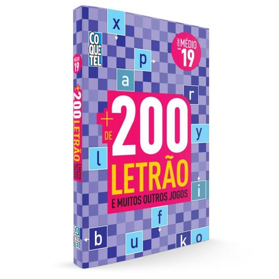 Livro - Mais 200 letrão-0019 s/p