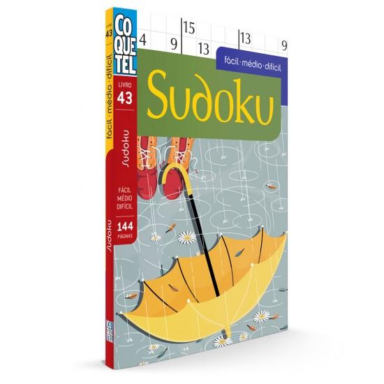 Livro - LIV COQ SUDOKU FC/MD/DF-43 S/P