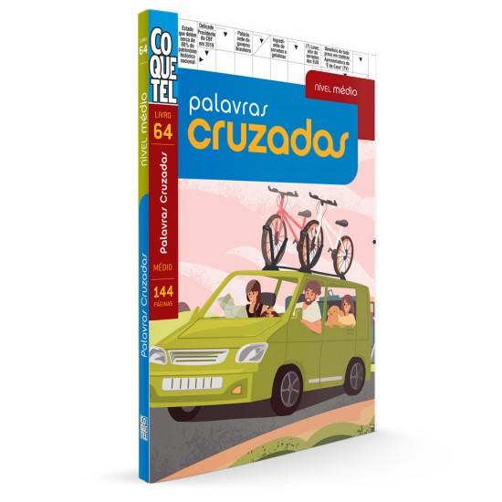 Livro - LIV COQ PAL CRUZ MÉDIO 0064 S/P