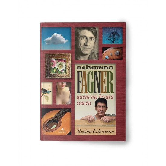 Livro - Raimundo Fagner