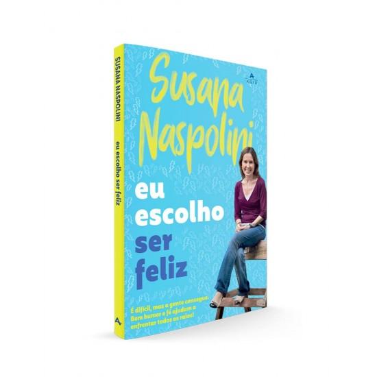 Livro - Eu Escolho Ser Feliz