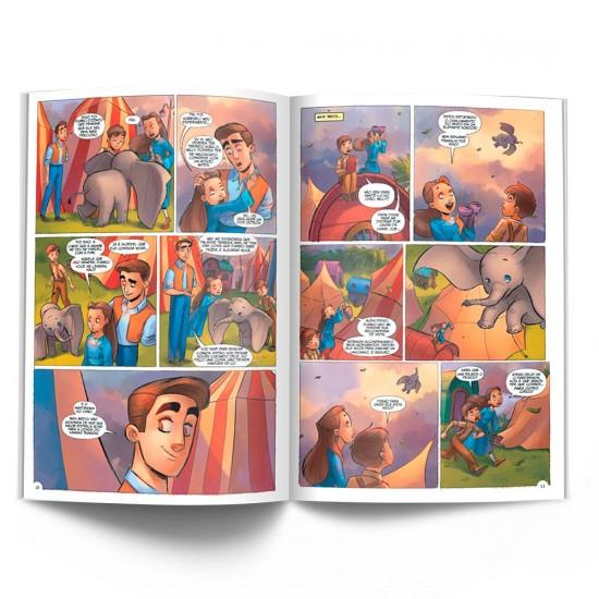 Livro - Dumbo_HQ