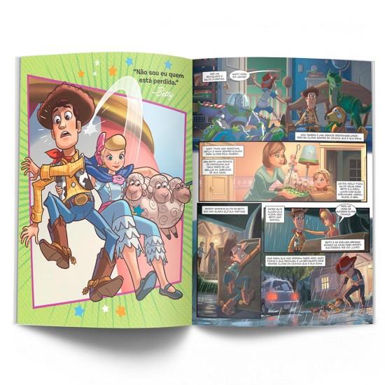 Livro - Toy Story 4_HQ