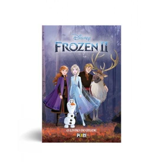 Livro - Livro Frozen 2
