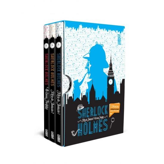 Livro - Box Sherlock