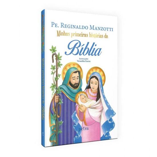 Livro - Minhas Primeiras Histórias Da Bíblia