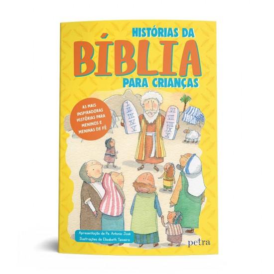Livro - Histórias da Bíblia para crianças