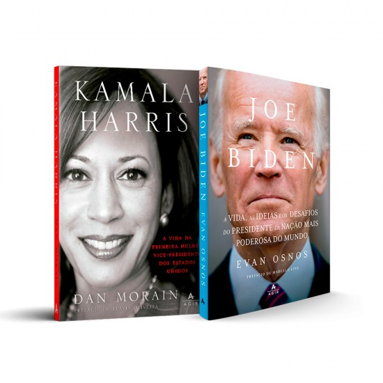 Kamala Harris  + Joe Biden